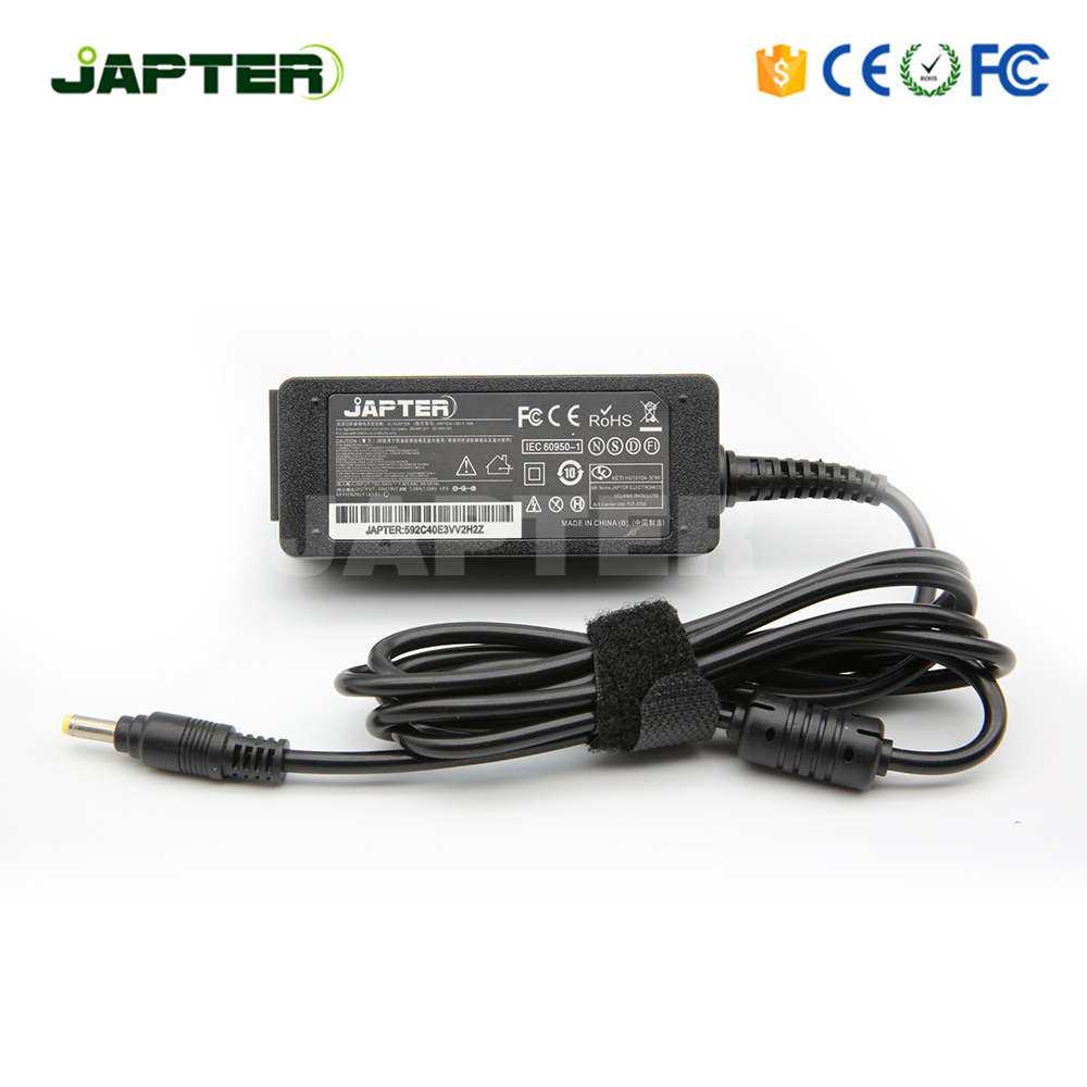 30W 19V1.58A 4.0*1.7mm laptop adapter for HP Compaq Mini 110, 210, 700, Cq10